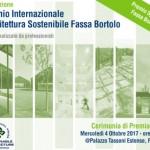 Premiazione del Premio Internazionale Architettura Sostenibile Fassa Bortolo