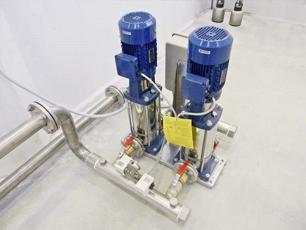 Pompe per impianti di pressurizzazione idrica
