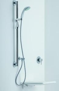 Prestigio, zona doccia
