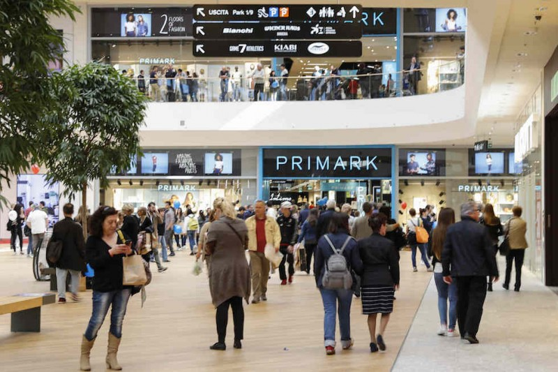Primark all'interno de Il Centro commerciale