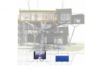 Tree Modular House