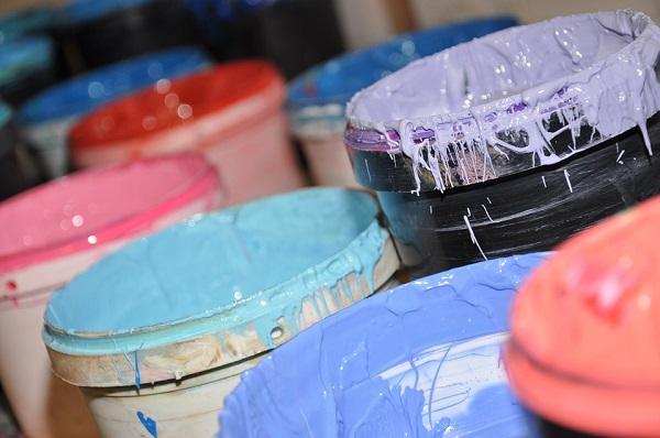 Tipologie di pitture per esterni