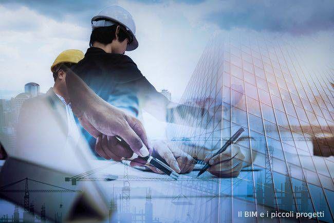 Il futuro è BIM, anche per i piccoli progetti