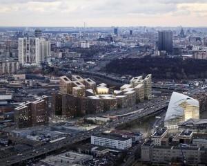 Progetto MAZD: da zona industriale a quartiere verde e pedonale