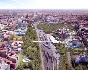 Milano, al via il masterplan dello Scalo Farini