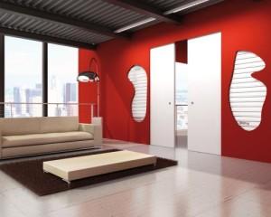 Linear®, il controtelaio che esalta le forme del design