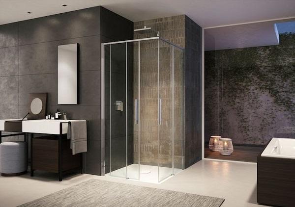 Cabina doccia di design