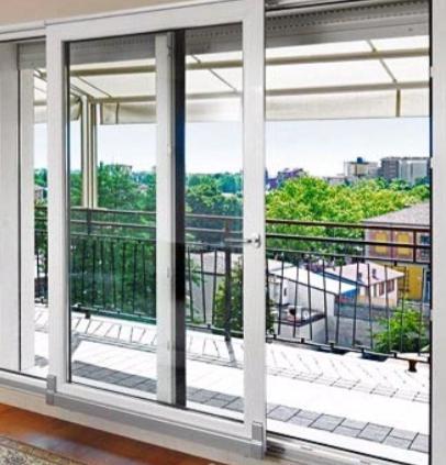 Serramenti per esterni finestre porte portoni cancelli - Finestre esterne in alluminio ...