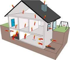 Il radon entra nelle case tramite le fondazioni: occorre studiare interventi che non ne consentano la migrazione.