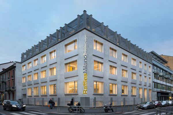 Istituto Raffles a Milano