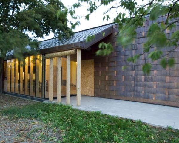 Casa t2 in rame e legno for Semplici piani casa a basso costo