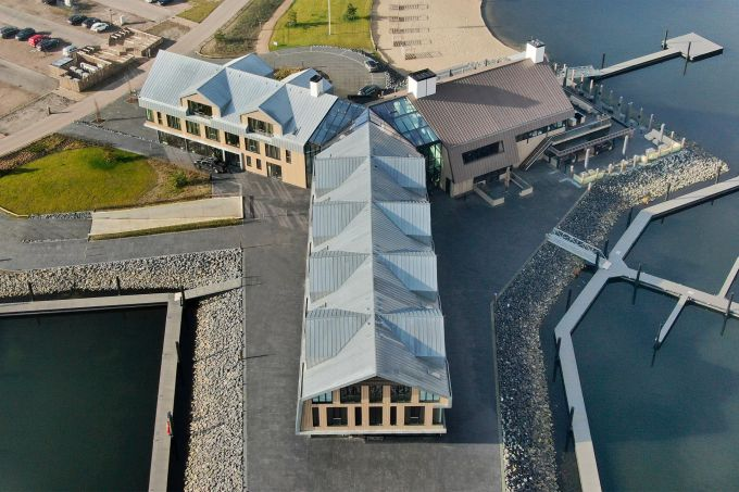 Resort Waterrijk Oesterdam, resort sull'acqua nei Paesi Bassi