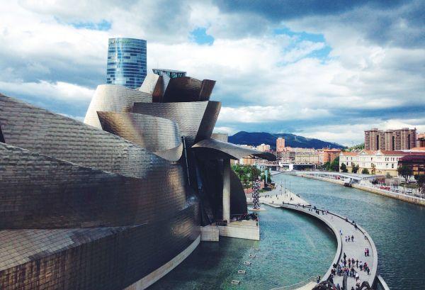 recupero area industriale Bilbao