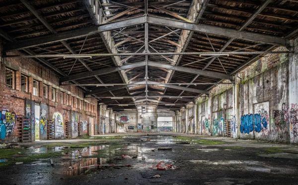Recuperare edifici abbandonati per contrastare consumo di suolo