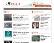 Newsletter n. 8 – Infobuild, il Portale per l'Edilizia