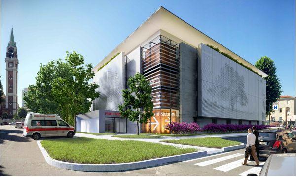 Milano, al via i lavori per il nuovo Ospedale dei Bambini Buzzi