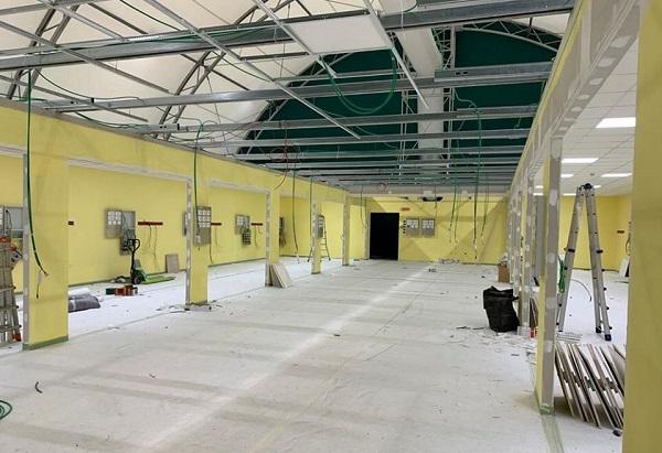 Nuovo reparto di terapia intensiva al San Raffaele