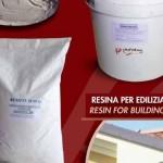 RESIFIN – RESINA PER RIVESTIRE EPS