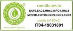I prodotti Resstende contribuiscono a ottenere i crediti Leed