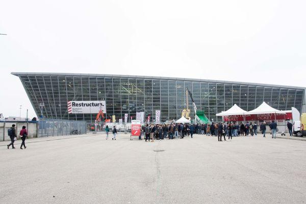 Restructura dal 14 al 17 novembre 2019 a Torino