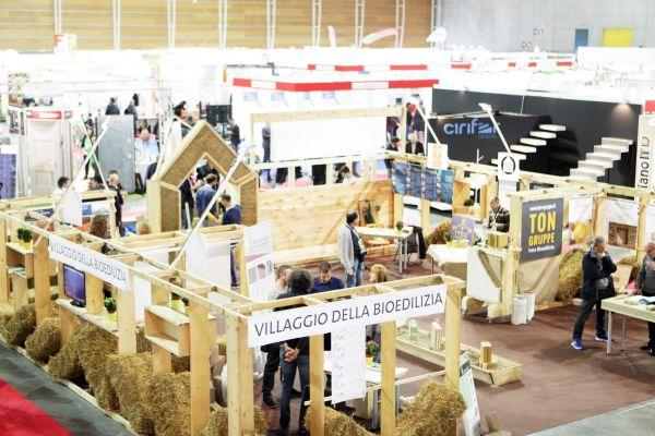Restructura 2019, il villaggio della bioedilizia_ph. Bottallo