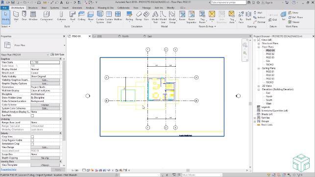 come si sviluppa l'esperienza di progettazione in Revit e in ArchiCAD