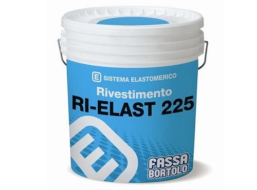 Ri-elast 225 - rivestimento protettivo e decorativo