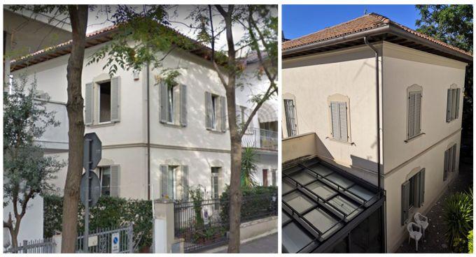 Progetto RIBuild, uno dei casi studio analizzati in Italia: un edificio residenziale monofamilare a Cattolica (RN)