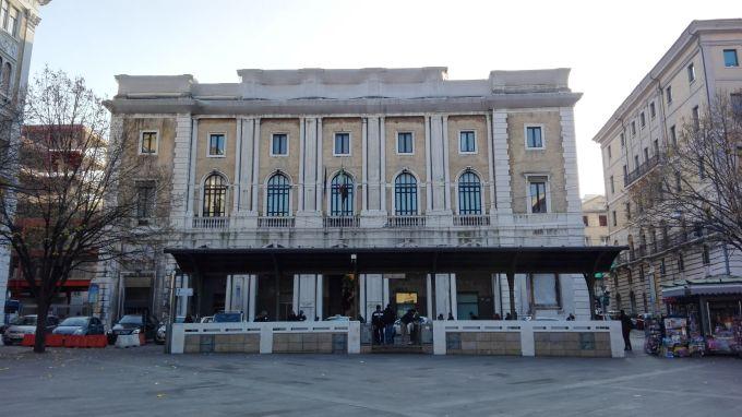 Progetto RIBuild, uno dei casi studio analizzati in Italia: l'edificio sede del Rettorato di Ancona, ad uso uffici