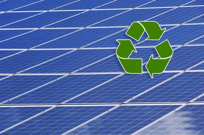 Smaltimento dei pannelli fotovoltaici: il riciclo degli impianti esistenti