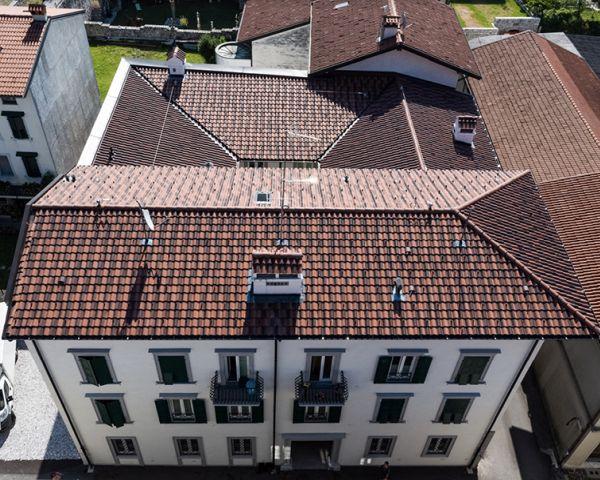 Rifacimento del tetto: cosa si può fare col Superbonus 110%