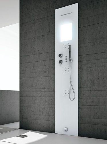 Colonna doccia ad incasso Rigenera 200