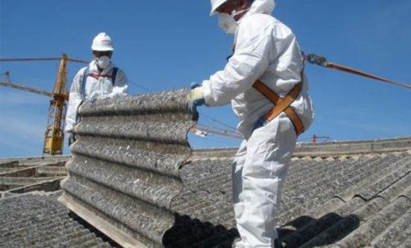 Rimozione e smaltimento dell'amianto