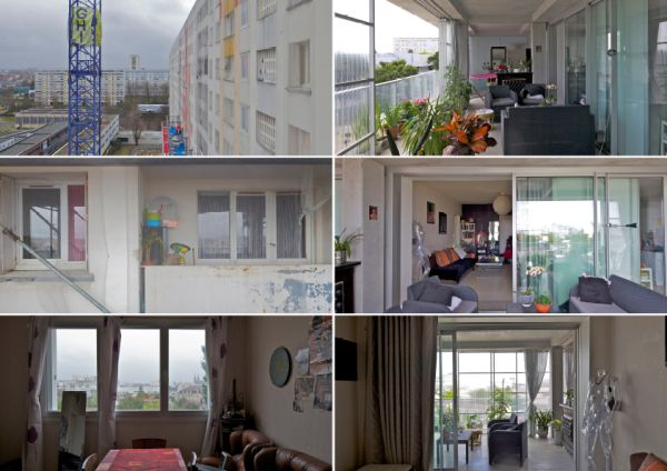 Trasformazione di 530 abitazioni: prima e dopo l'intervento - Progetto vincitore del Mies award 2019