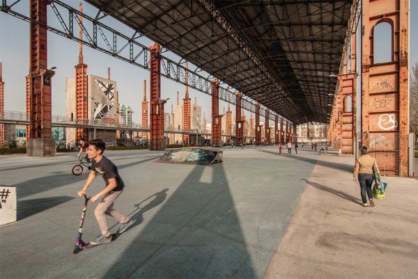 Riqualificazione periferia di Torino