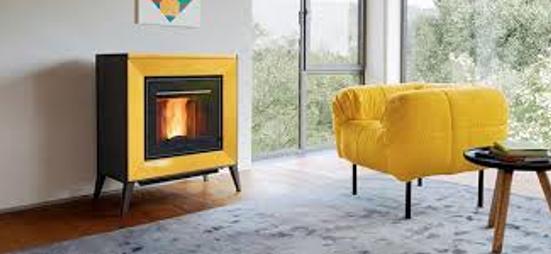 Stile moderno per sistema di riscaldamento efficace