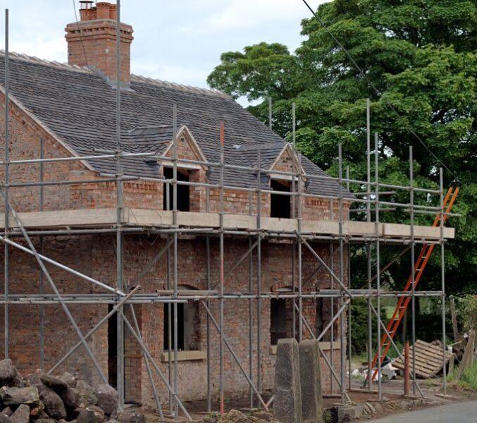 Ristrutturare una casa in campagna