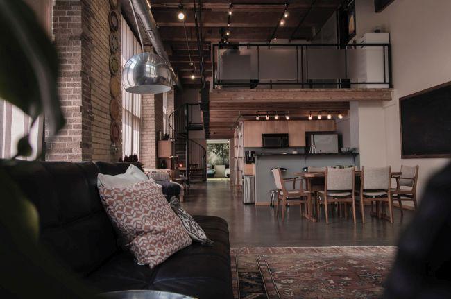 Ristrutturare edificio industriale in loft