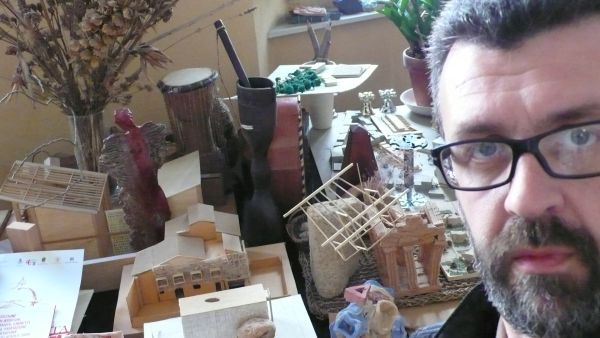 Paolo Rava, architetto e docente presso l'Università di Bologna, responsabile formazione ANAB