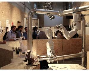 L'architettura del futuro: tra matita e robot 1