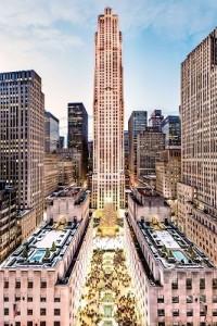 Rockefeller Center: progetto e sviluppi urbani