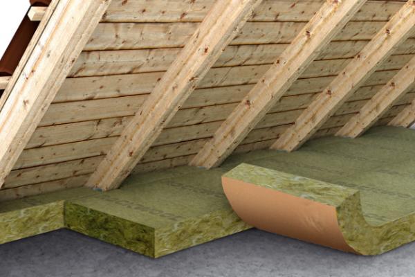 Intervenire sull 39 esistente come isolare le coperture - Isolare il tetto dall interno ...