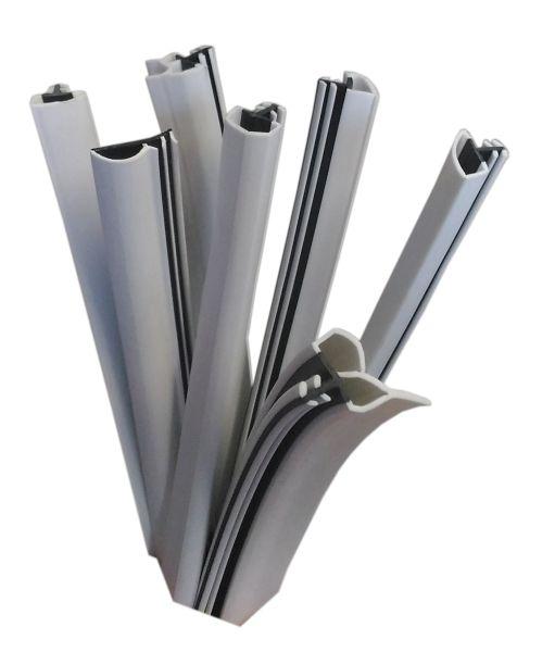 Soluzione oscurante per le porte interne bianche - Guarnizioni finestre alluminio ...