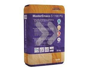 MASTER EMACO S 1180 PG: MALTA PER RIPRISTINO