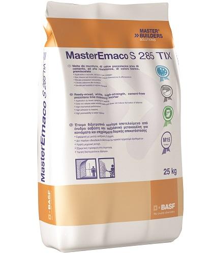 Master Emaco S 285 TIX