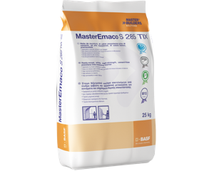 MASTER EMACO S 285 TIX: MALTA DA MURATURA