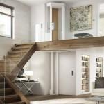 Salise, il miniascensore dal design minimale e grande comfort