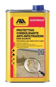 SALVATERRAZZA<sup>®</sup> – PROTETTIVO ANTI-INFILTRAZIONI