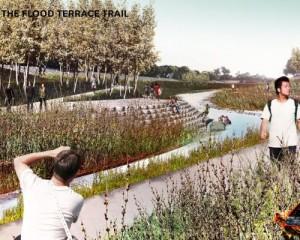 Resilienza urbana negli Usa, l'importanza dei detriti fluviali