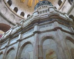 Master Builders Solutions in prima linea per il restauro del Santo Sepolcro a Gerusalemme
